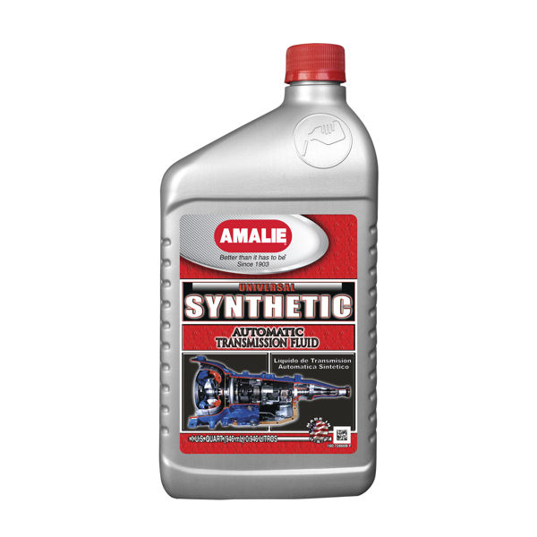 Picture of AMALIE UNIVERSAL SYNTHETIC ATF FL (12/1 QT.)