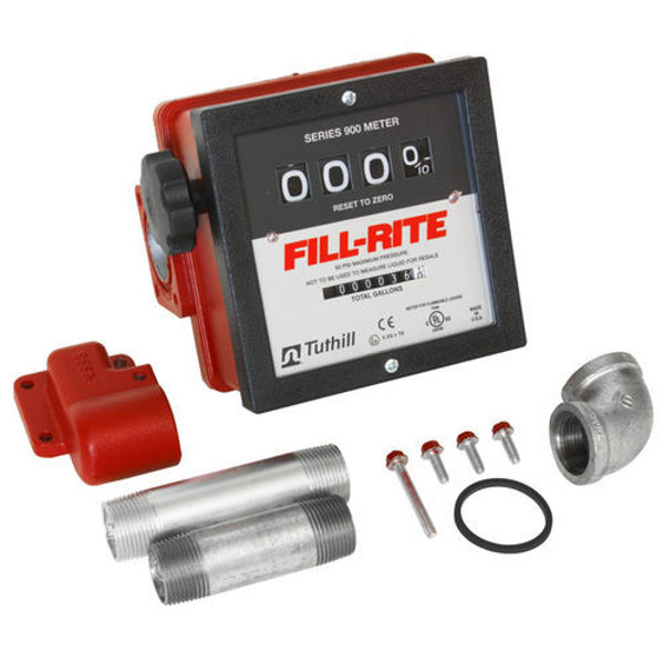 Picture of FILL-RITE 901CMK4200 MECHANICAL METER FOR 4200 SERIES PUMPS - 4-WHEEL REGISTER, 6-40 GPM