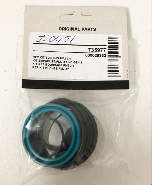 Picture of SAMSON 735977 KIT SEAL SQUARE 4 HOLE BASE