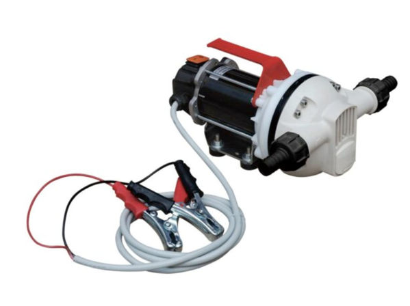 Picture of PIUSI F00204080 DIAPHRAGM PUMP 12V 9GPM 6FT CABLE