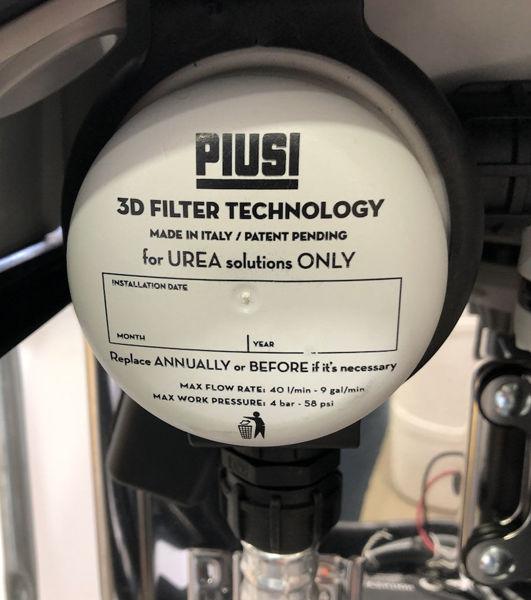 Picture of PIUSI F00611D10 3D FILTER CARTRIDGE EA(1)