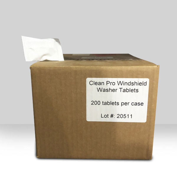 Picture of TOOLS 61121 WINDSHIELD WASHER TABLETS CS/200 EACH