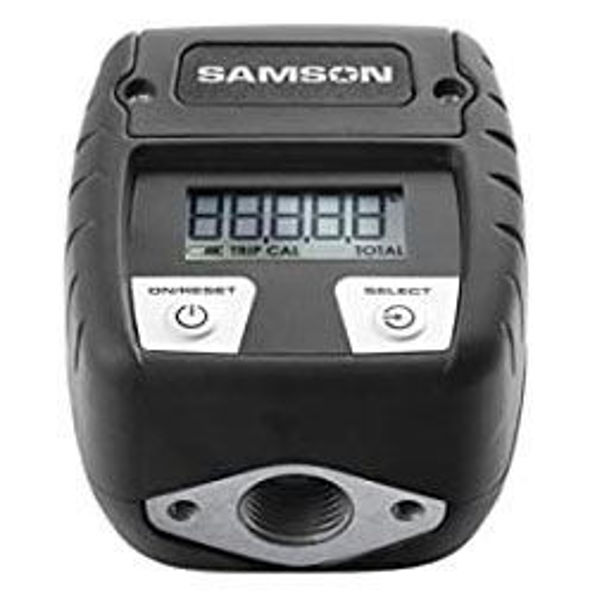 "Picture of SAMSON 366000 EC8 BARE 1/2"" METER"