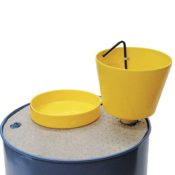 Picture of NATIONAL SPENCER/ZEE LINE 799 FUNNEL KING E-Z SMART DRUM FUNNEL - 2 GALLON CAPACITY