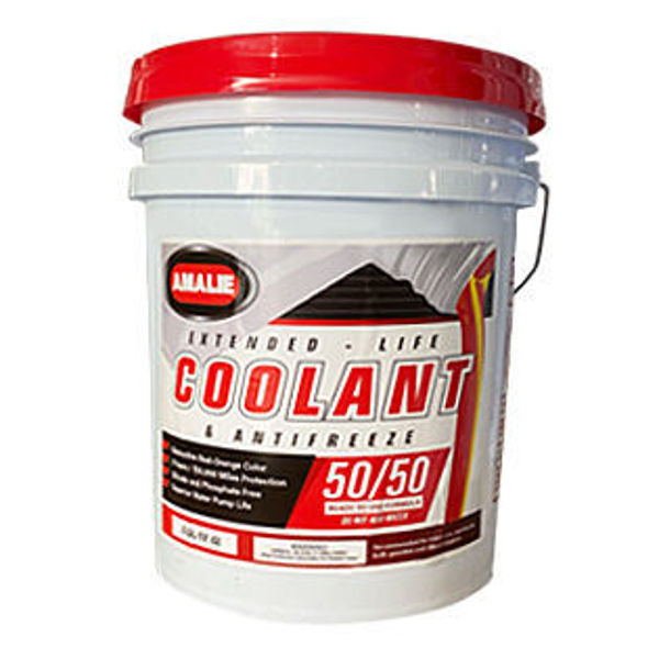 Picture of AMALIE RED EXTENDED LIFE COOLANT 50% (PL/5)