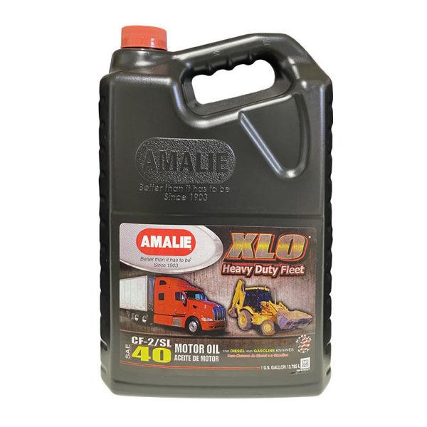Picture of AMALIE XLO S AE 40 M/O API SM/CF2 (4/1 GAL.)