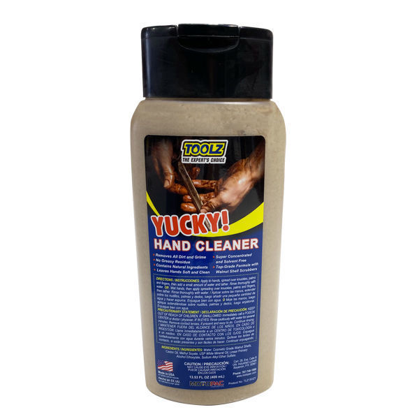 Picture of TOOLZ YUCKY HAND CLEANER 13.53 OZ. EACH